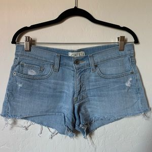 Lucky Brand - Light Cut Off Shorts
